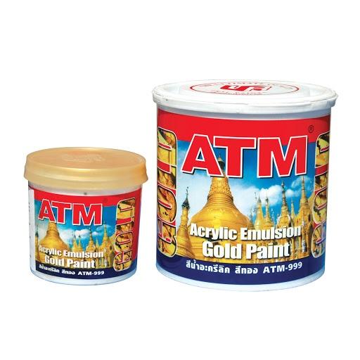 Báo giá sơn nhũ vàng ATM 999 sỉ lẻ giá rẻ tại đại lý cấp 1 HCM